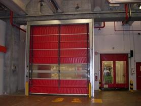 Porte Automatiche a Chiusura Rapida